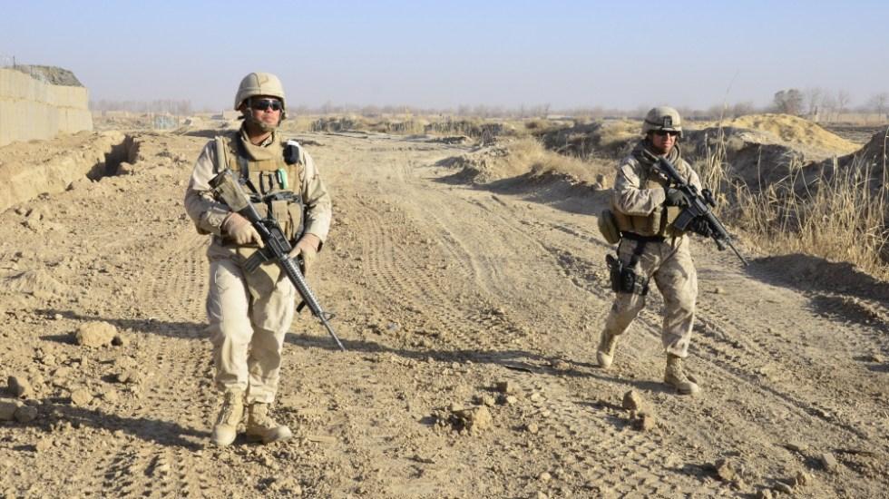 EE.UU. asegura que es el momento de retirarse de Afganistán - Tropas EEUU Afganistan