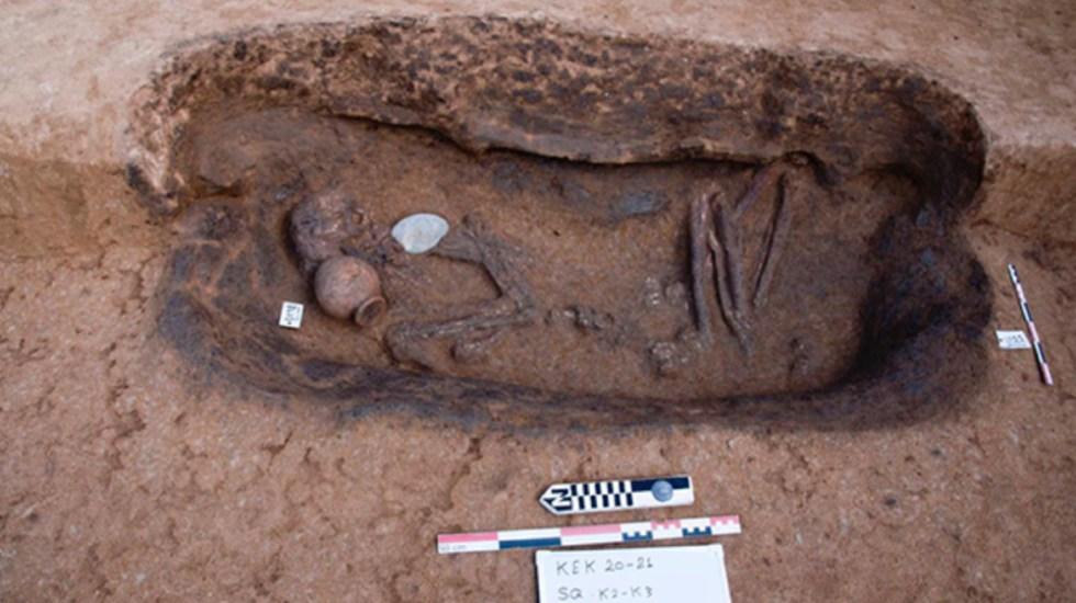 Descubren 110 tumbas de época predinástica egipcia en delta del Nilo - tumbas Egipto predinastica