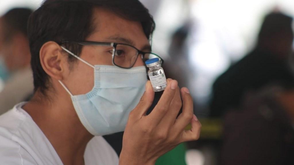 Ciudad de México lista para iniciar vacunación en adultos de 50 a 59 años - La Ciudad de México se encuentra lista para iniciar la vacunación a adultos de 50 a 59 años. Foto de Secretaría de Salud CDMX