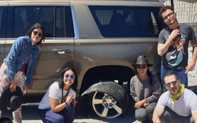Yalitza Aparicio ilesa tras accidente mientras viajaba en Oaxaca - La actriz Yalitza Aparicio. Foto de Instagram Yalitza Aparicio