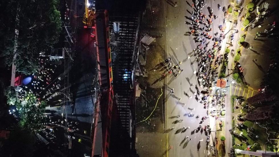 Vecinos habían denunciado afectaciones en zona donde cayó trabe en la Línea 12 - Línea 12 Metro CDMX Sheinbaum
