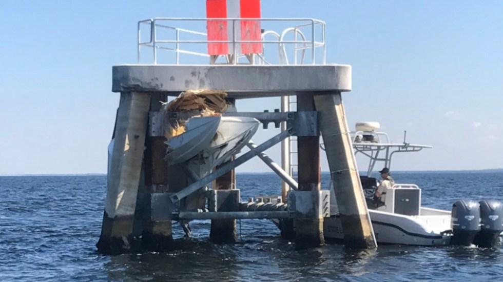 Distracción por dispositivos móviles, causa de accidentes en el mar - accidentes bote Florida