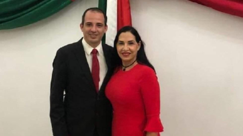 AMLO confirma liberación de la madre del alcalde de San Andrés Tuxtla - Alcalde San Andrés Tuxtla Veracruz madre