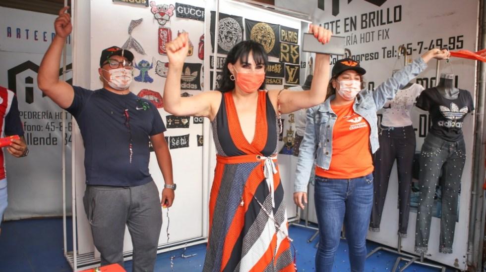 Asesinan a Alma Barragán, candidata por MC a alcaldía de Moroleón, Guanajuato - Alma Barragán Moroleón Movimiento Ciudadano 2