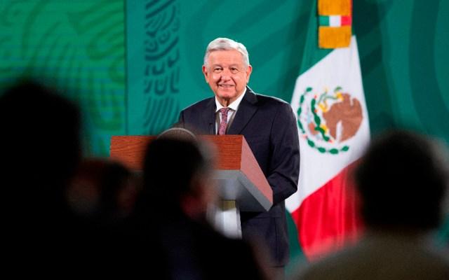 AMLO reitera postura: no está a favor de juicio a expresidentes, pero ciudadanos decidirán; Conferencia (14-05-2021) - AMLO Lopez Obrador conferencia