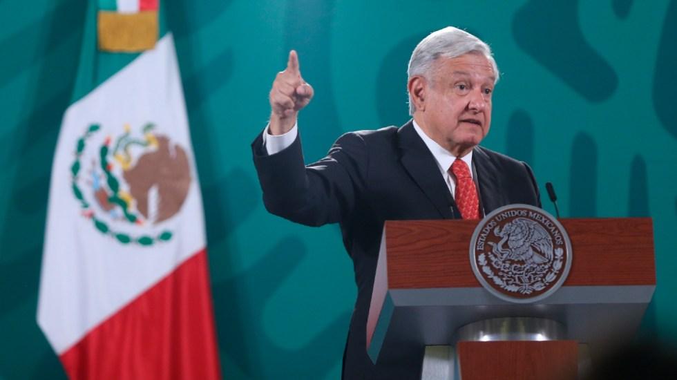 López Obrador y su larga sombra en las elecciones del 6 de junio - AMLO Lopez Obrador conferencia
