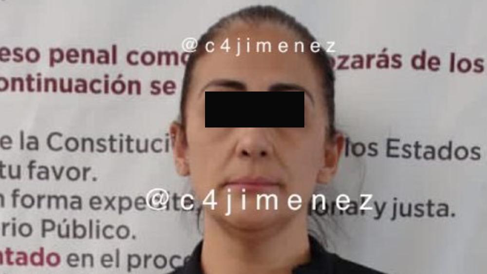 Exintegrante de Big Brother intentó sobornar a policías para evitar ser detenida - Azalia Ojeda La Negra Big Brother