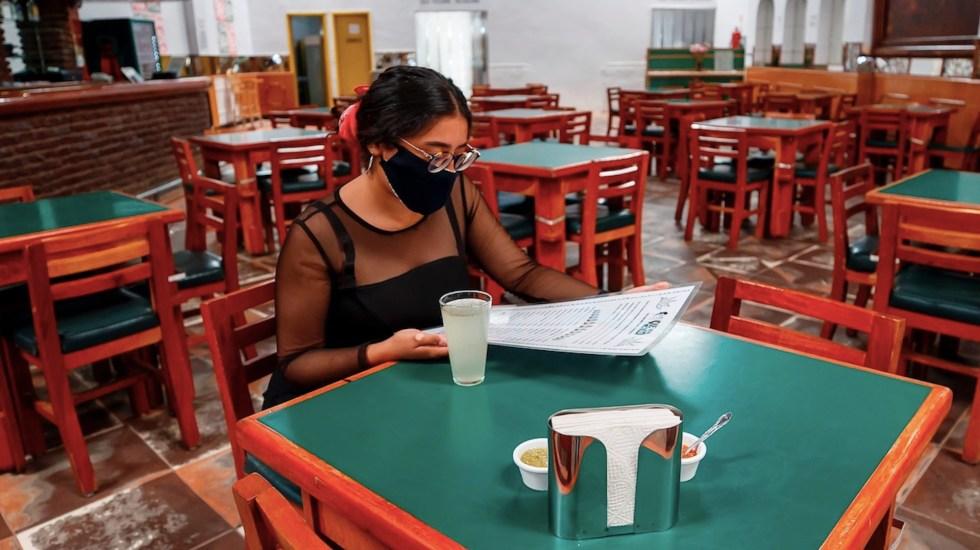 La mitad de México tendrá bajo riesgo por COVID-19 a partir del lunes - La mitad de México tendrá bajo riesgo por COVID-19 a partir del lunes. Foto de EFE