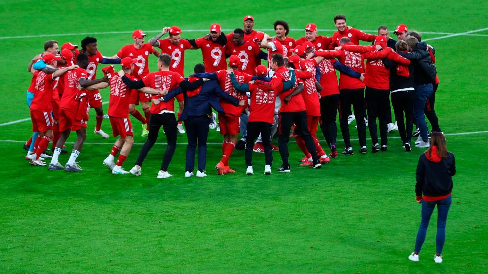 El Bayern y nueve Bundesligas en serie, datos de una hegemonía - Bayern Munich