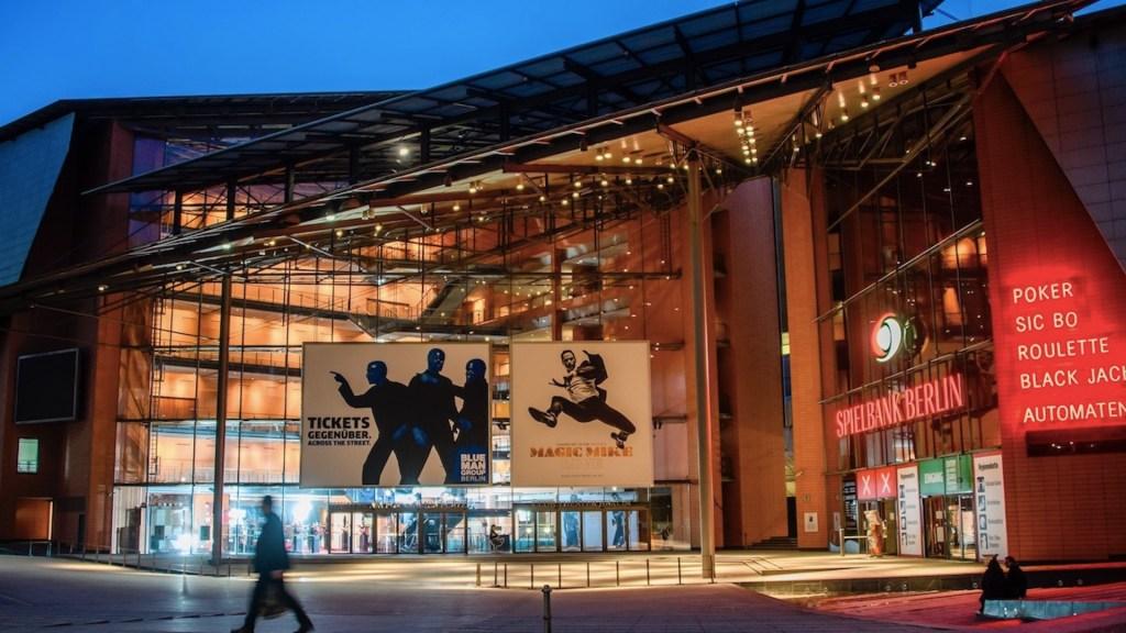 Berlinale confirma que celebrará su edición de verano solo al aire libre - Berlinale confirma que celebrará su edición de verano solo al aire libre. Foto de EFE