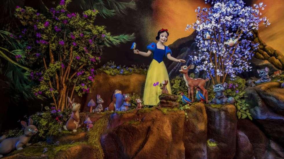 'Cultura de la cancelación' alcanza a Blancanieves; beso del príncipe fue sin consentimiento - Blancanieves 'deseo encantado'. Foto de Disney
