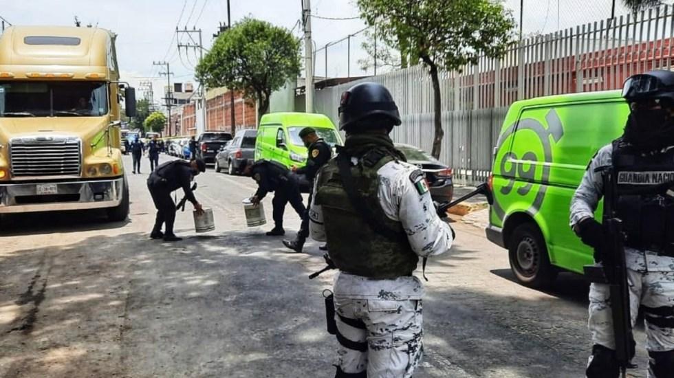 Intento de asalto en la Bondojito deja un presunto criminal muerto - Bondojito intento de asalto GAM empresa plásticos