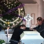 Dan último adiós a Brandon Giovanny, niño que murió en accidente del Metro