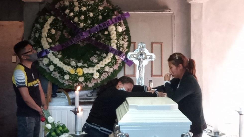 Dan último adiós a Brandon Giovanny, niño que murió en accidente del Metro - Brandon Giovanny Línea 12 Metro