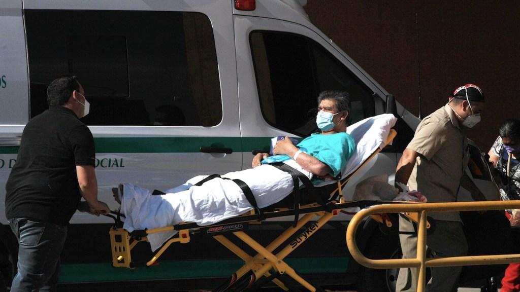América Latina supera un millón de muertes por COVID-19 - Mas de un millón de personas han muerto por COVID-19 en América Latina y el Caribe. Foto de EFE