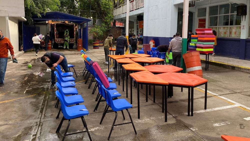Clases escuelas Ciudad de México