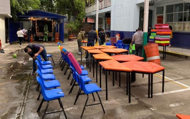 No me importa que mayoría piense en no regresar a clases, hay que hacerlo: AMLO - Clases escuelas Ciudad de México