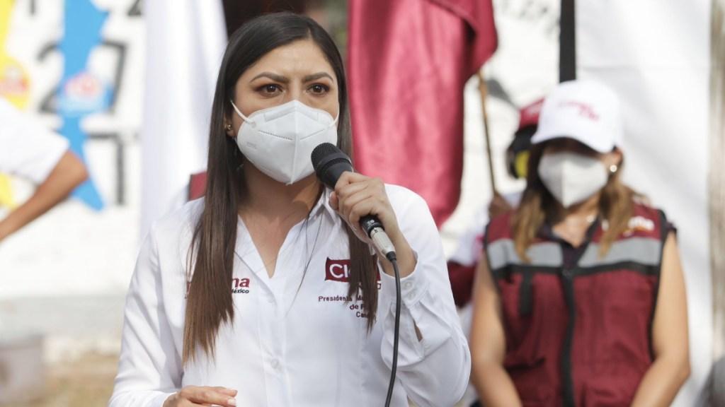 Audio revela presunta red de corrupción en gobierno de Claudia Rivera en Puebla - Claudia Rivera Vivanco alcaldesa Puebla