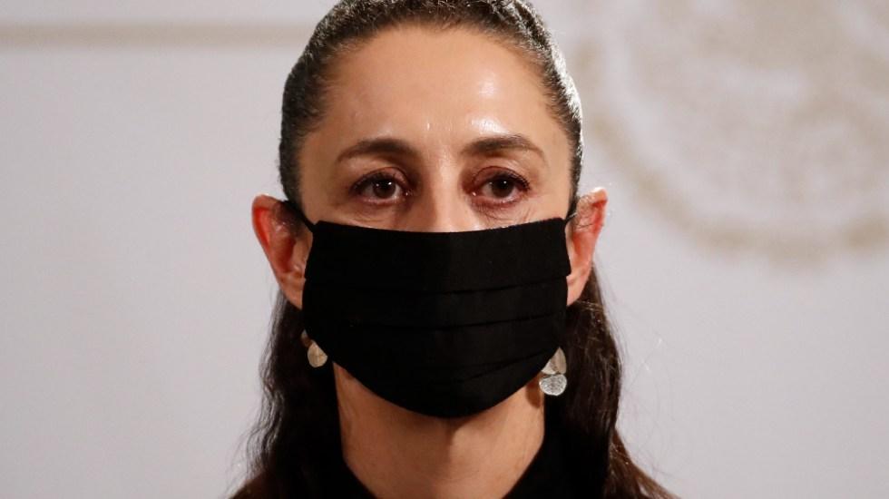 'Mezquino' pensar en costos políticos por tragedia en Metro: Sheinbaum - Claudia Sheinbaum