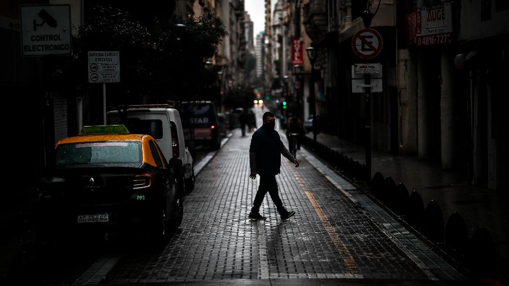 confinamiento Argentina Buenos Aires