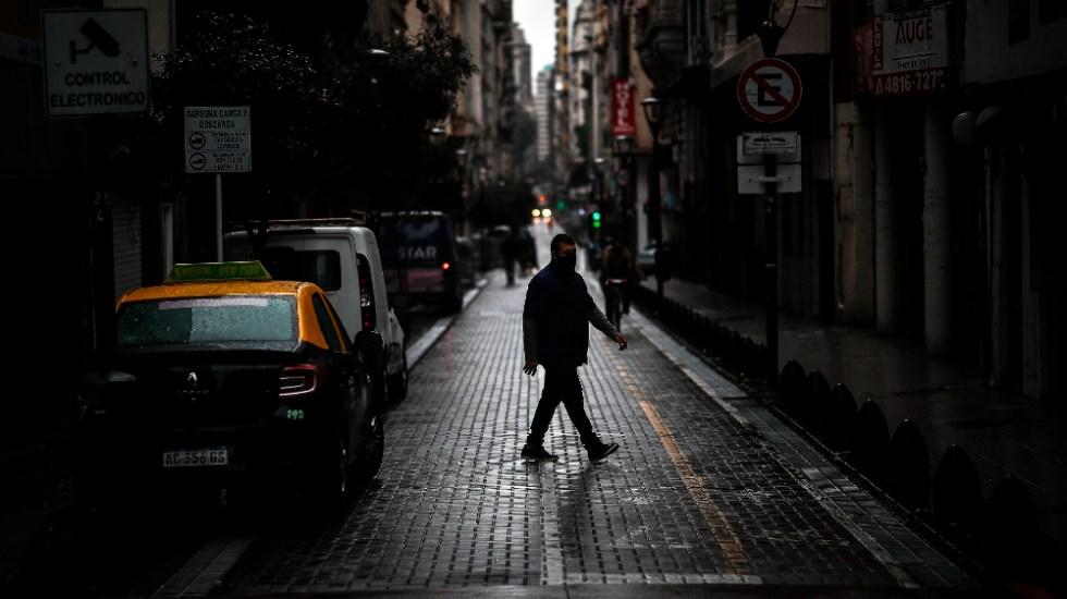 Argentina inicia nuevo confinamiento en el peor momento de la pandemia - confinamiento Argentina Buenos Aires