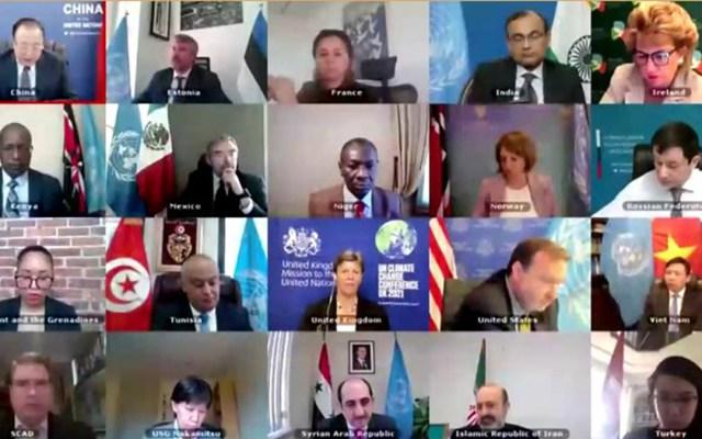 México condena ante ONU uso de armas químicas; pide a Siria colaborar en investigaciones - Consejo de Seguridad de la ONU. Foto de @MexOnu