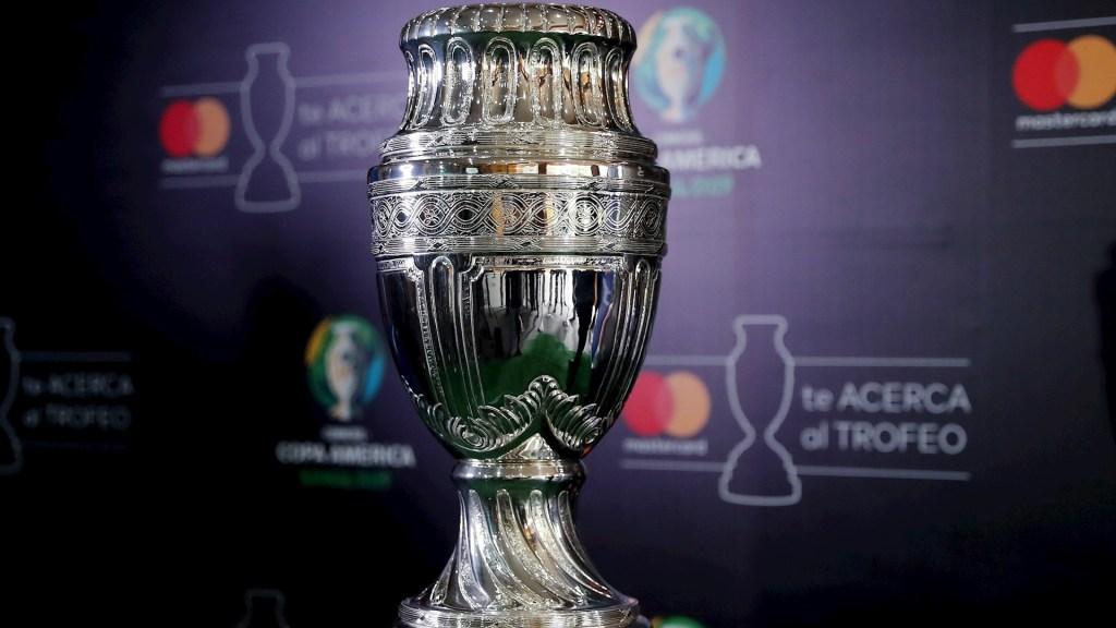 Conmebol confirma cuatro sedes en Brasil; pronto anunciará estadios - Copa América Conmebol futbol