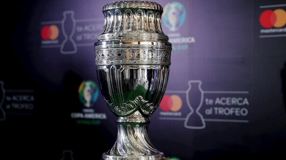 Se suspende la realización de la Copa América en Argentina: Conmebol - Copa América Conmebol futbol
