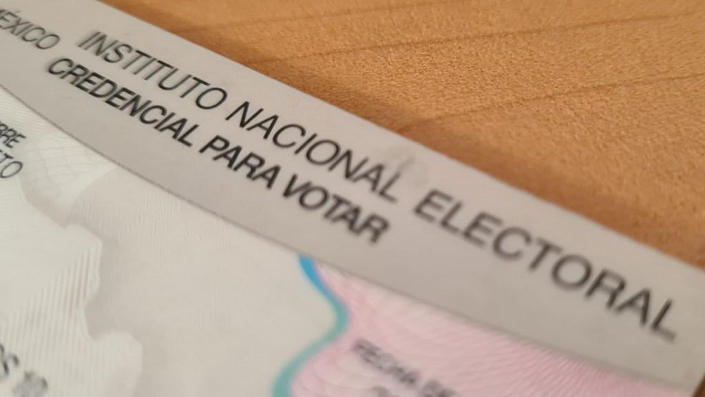 Inai se suma a investigación del INE de presunta venta del Padrón Electoral - Credencial de elector Instituto Nacional Electoral México INE