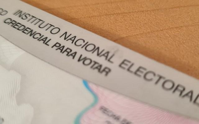 Plazo para solicitar reimpresión de credencial de elector vencerá el martes - Credencial de elector Instituto Nacional Electoral México INE
