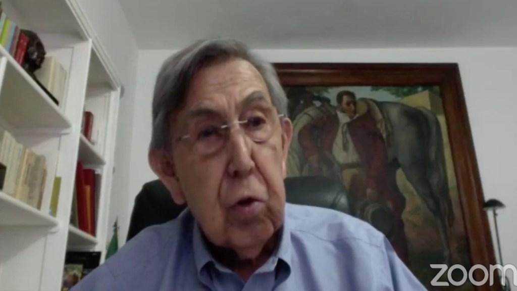 """""""Difícilmente diría que tenemos un gobierno de izquierda"""", asegura Cuauhtémoc Cárdenas -"""