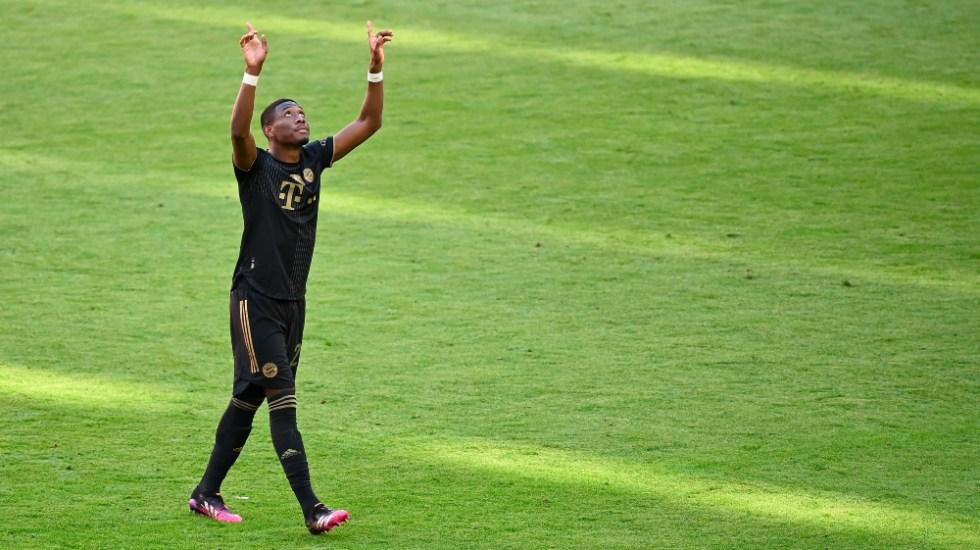 Alaba va al Real Madrid por las próximas cinco temporadas - David Alaba