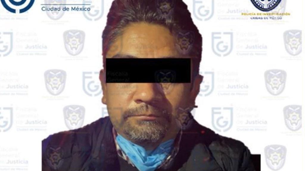 Cumplimentan tercera orden de aprehensión contra Édgar Tungüí - Cumplimentan tercera orden de aprehensión contra Édgar Tungüí. Foto de Fiscalía General de Justicia de la CDMX