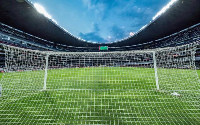 México acatará sanciones por grito homofóbico en estadios - Estadio Azteca Liga MX Clásico