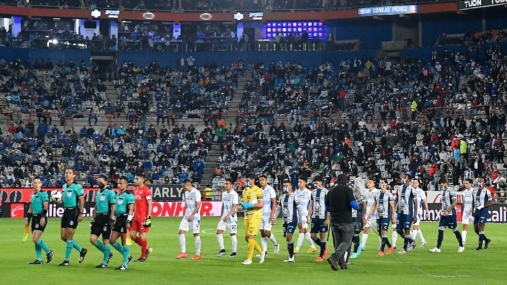 Comisión Disciplinaria investigará sobrecupo en Estadio Hidalgo; autoridades estatales confirman que sí lo hubo - Estadio Hidalgo sobrecupo Tuzos Pachuca