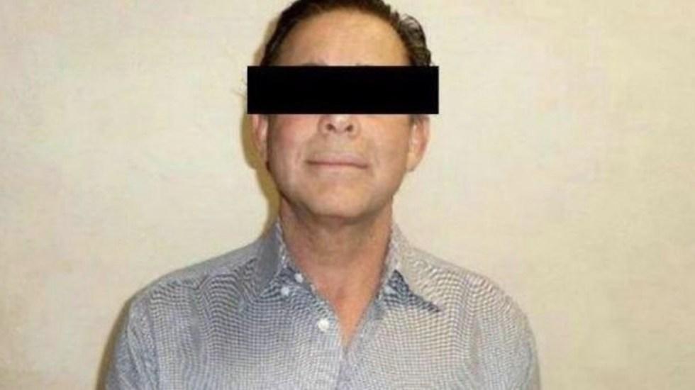 SCJN niega amparo contra extradición a exgobernador de Tamaulipas - Exgobernador de Tamaulipas. Foto de El Sol de Tampico