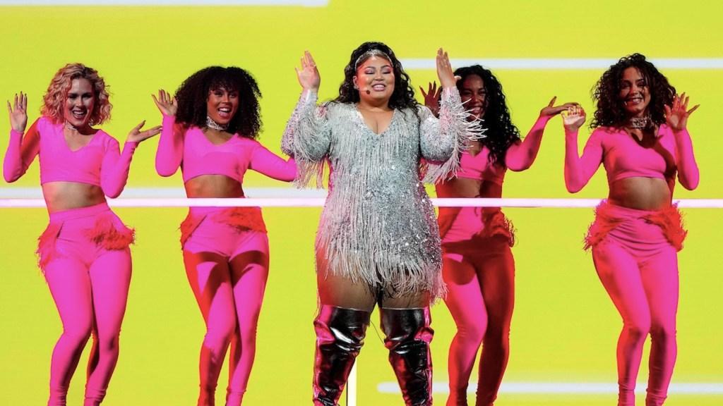 Eurovisión en pandemia: seguridad, glamour rumbo a la normalidad. Foto de EFE