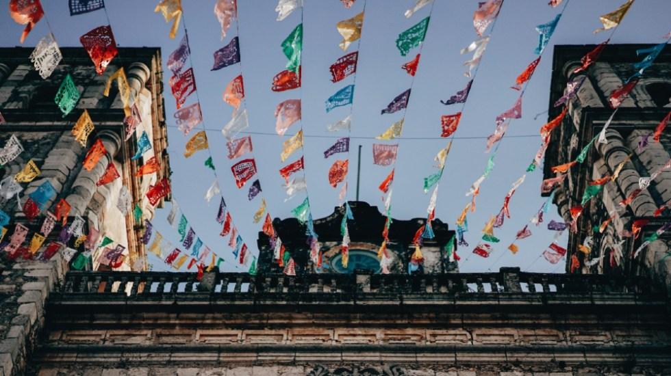 Yo sí creo en ti, mi México - fiesta México