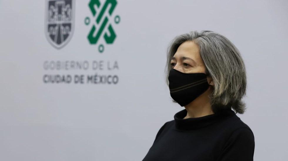 Florencia Serranía seguiría colaborando en el Metro, apunta Claudia Sheinbaum - Florencia Serranía, directora del Metro