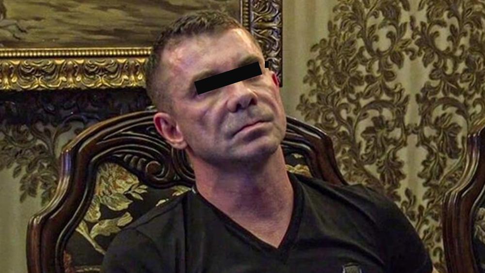 Vinculan a proceso a Florian Tudor, presunto líder de la mafia rumana - Florian Tudor