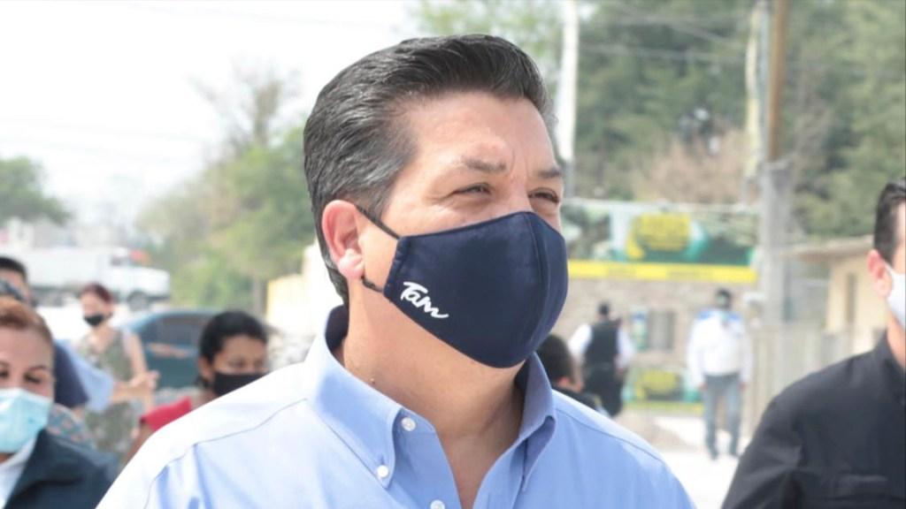 Francisco García Cabeza de Vaca, gobernador de Tamaulipas. Foto de facebook.com/fgcabezadevaca.