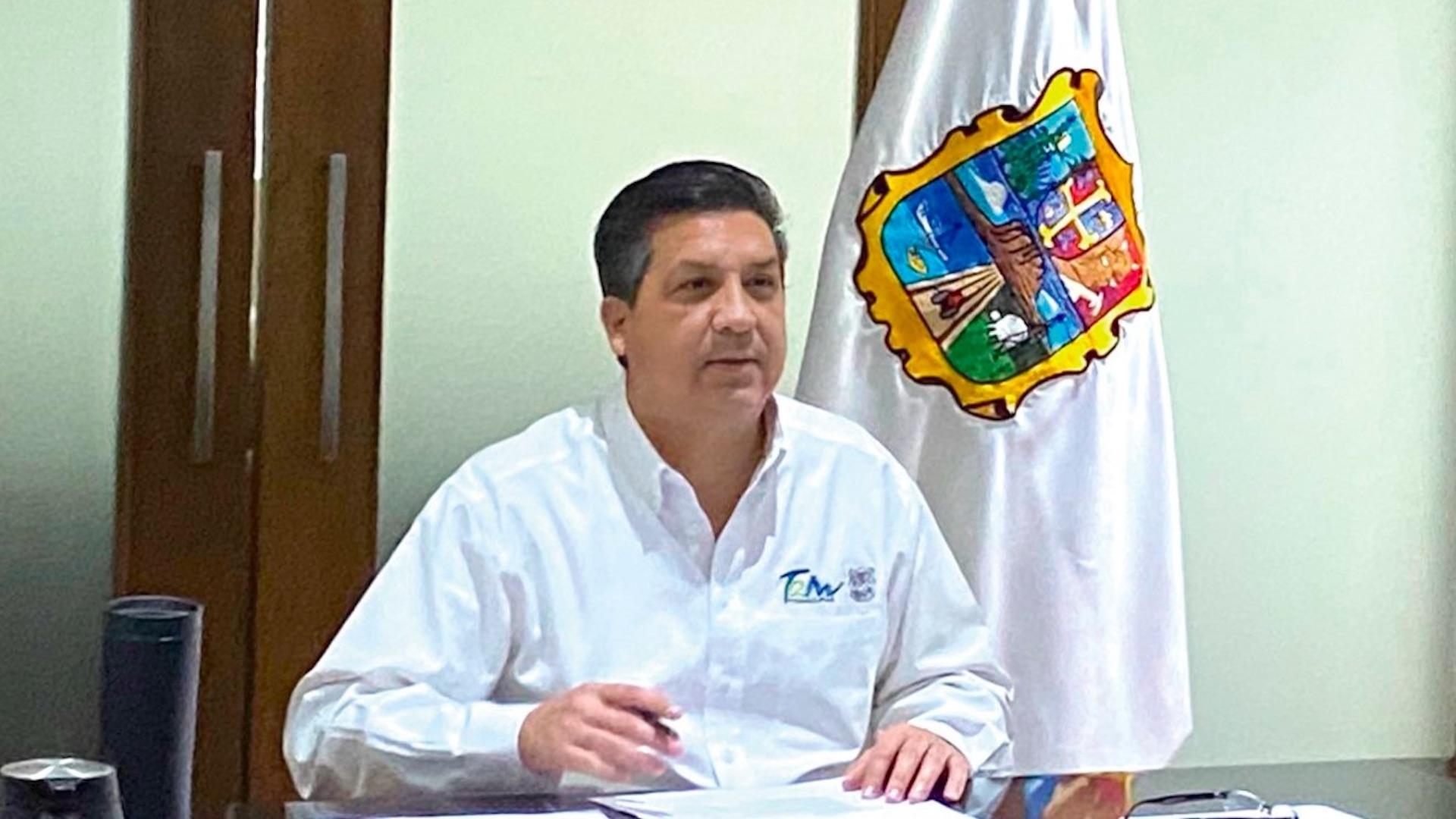 Congreso de Tamaulipas aprueba fuero definitivo para García Cabeza de Vaca