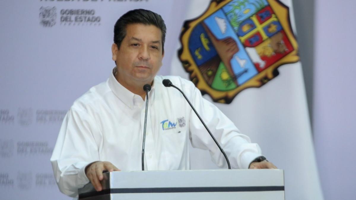 Francisco García Cabeza de Vaca gobernador TamaulipasFrancisco García Cabeza de Vaca gobernador Tamaulipas
