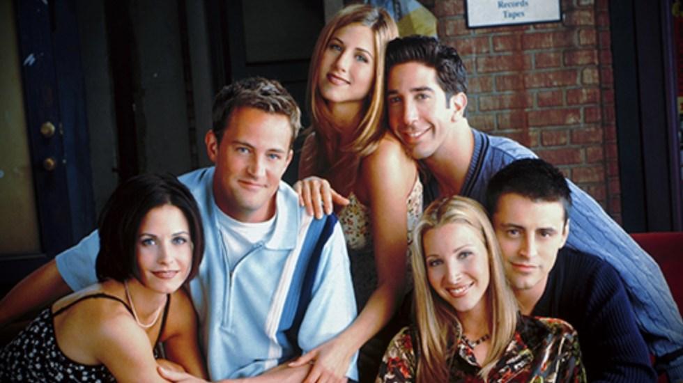 Reunión de 'Friends' se transmitirá el 27 de mayo - Reunión de Friends será el próximo 27 de mayo. Foto de Facebook Friends TV Show