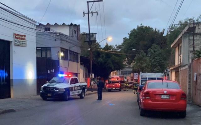 #Video Fuerte fuga de gas en Azcapotzalco - Fuerte fuga de gas en Azcapotzalco. Foto de @USARHM