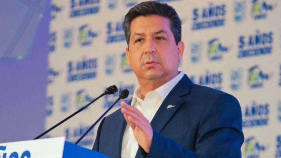 UIF presenta cuarta denuncia contra García Cabeza de Vaca - Francisco Javier García Cabeza de Vaca. Foto de Twitter @fgcabezadevaca