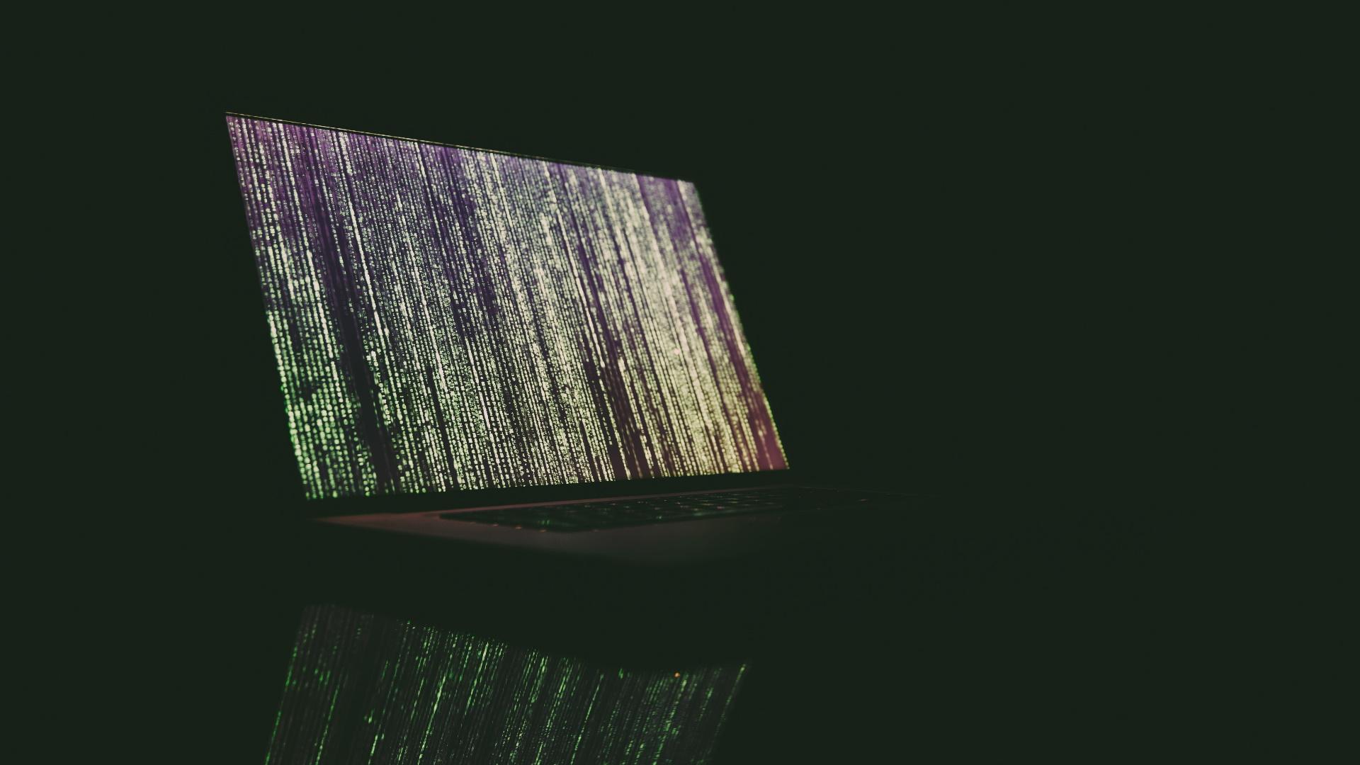 Hackers computadora ciberseguridad claves contraseña