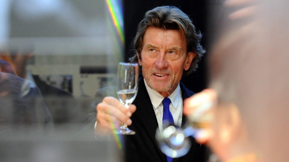Muere el reconocido arquitecto Helmut Jahn tras accidente en bicicleta - Helmut Jahn arquitecto