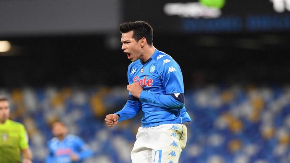 #Video Chucky Lozano: 5 minutos en el juego y ya anota en goleada del Napoli - Hirving 'Chucky' Lozano. Foto de @MondoNapoli