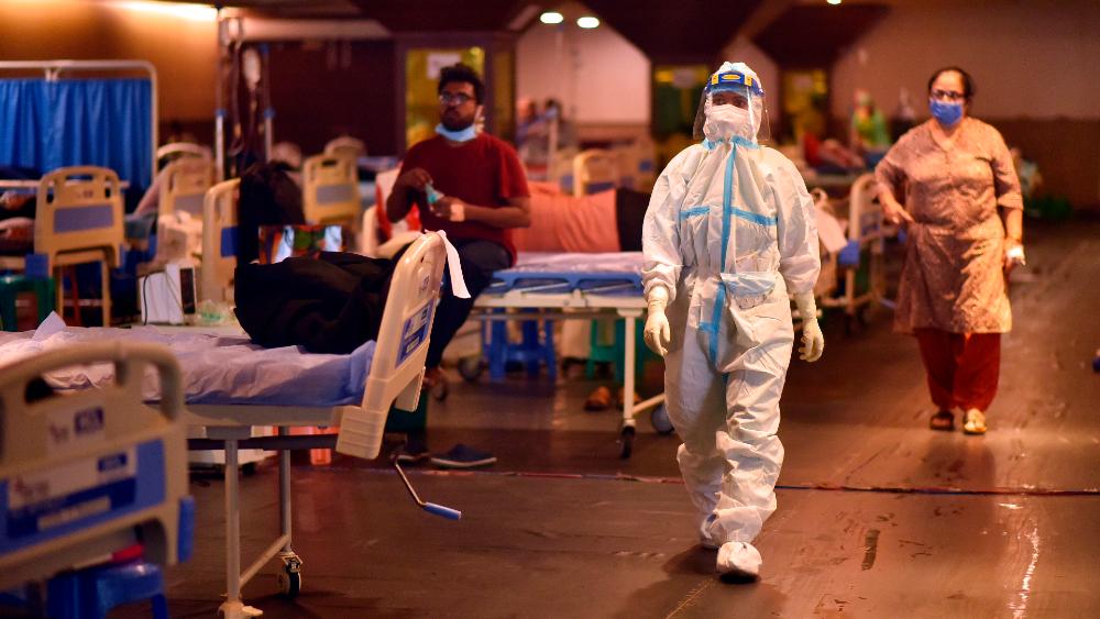 India suma 30 millones de contagios por COVID-19, preocupada por variante Delta Plus - India coronavirus covid19 (2)